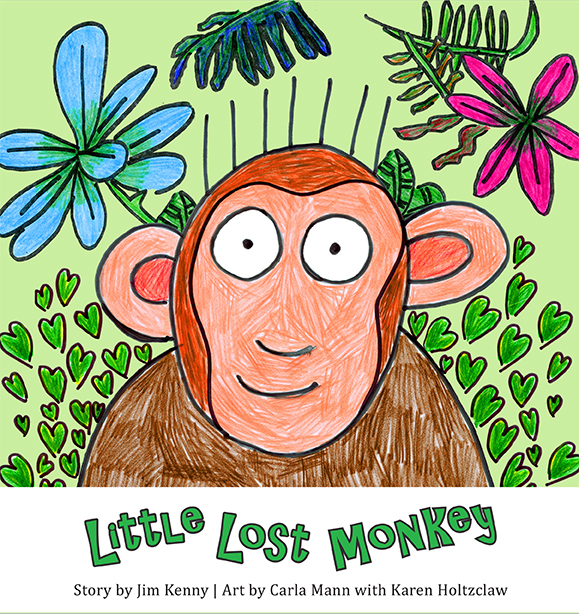 Little Lost Monkey